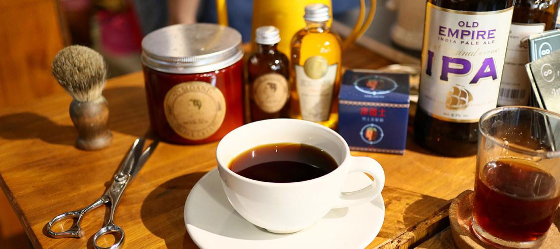 一個下午在宜蘭喝杯咖啡吧