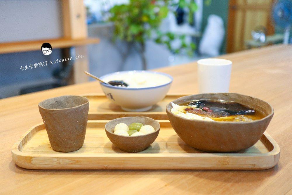 【冬山豆花】飛魚食染|市場裡文青冰店|鹽滷豆花豆漿豆腐冰棒