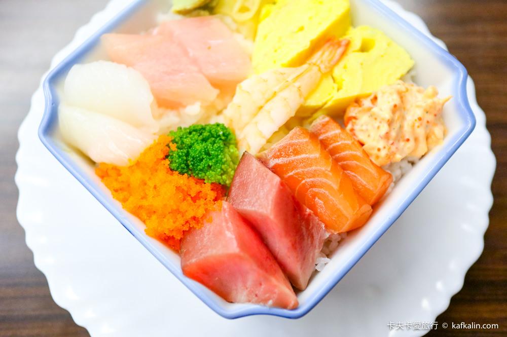 【礁溪日式料理】文月和食|海鮮丼CP值高必點一夜干和照燒雞肉