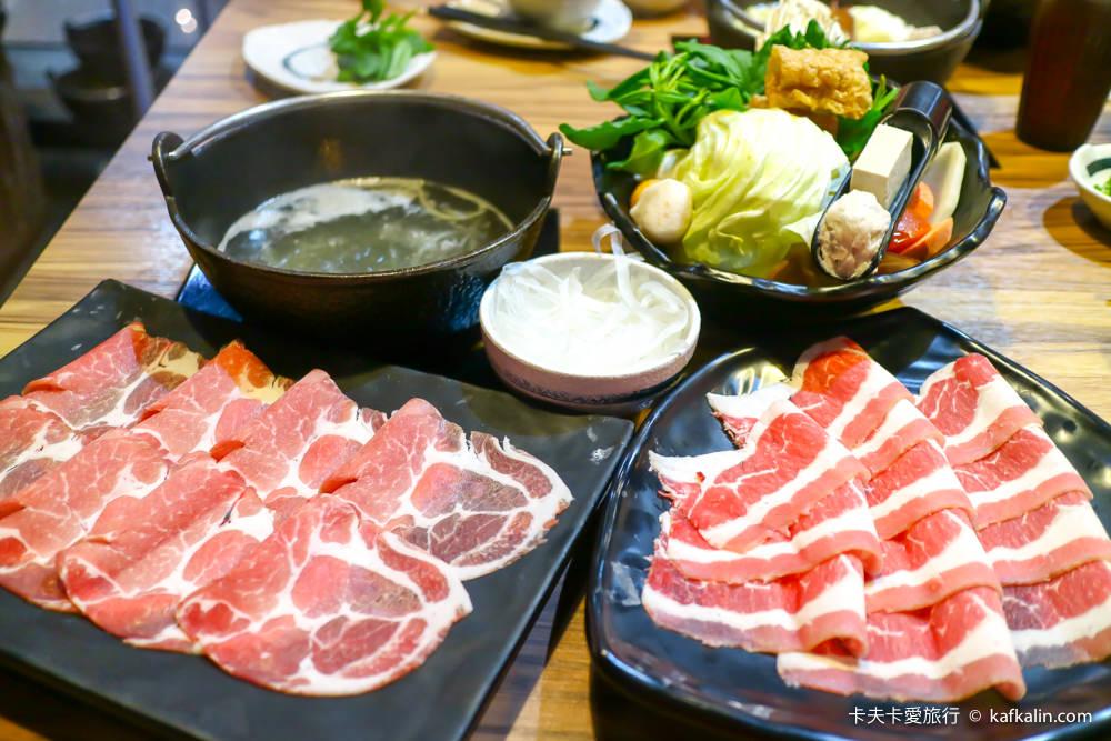 【宜蘭火鍋】頤鼎養命和風鍋物|櫻桃鴨鍋和極品海鮮盤搭配豚骨湯頭超絕配