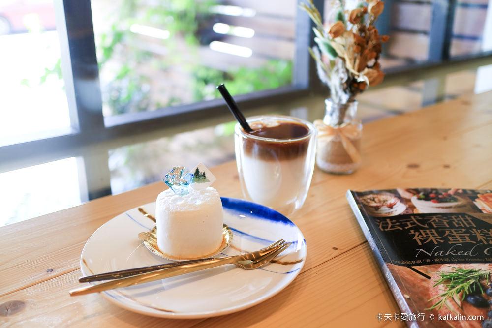【宜蘭下午茶】森林派工作室 | 浪漫氛圍與法式甜點咖啡