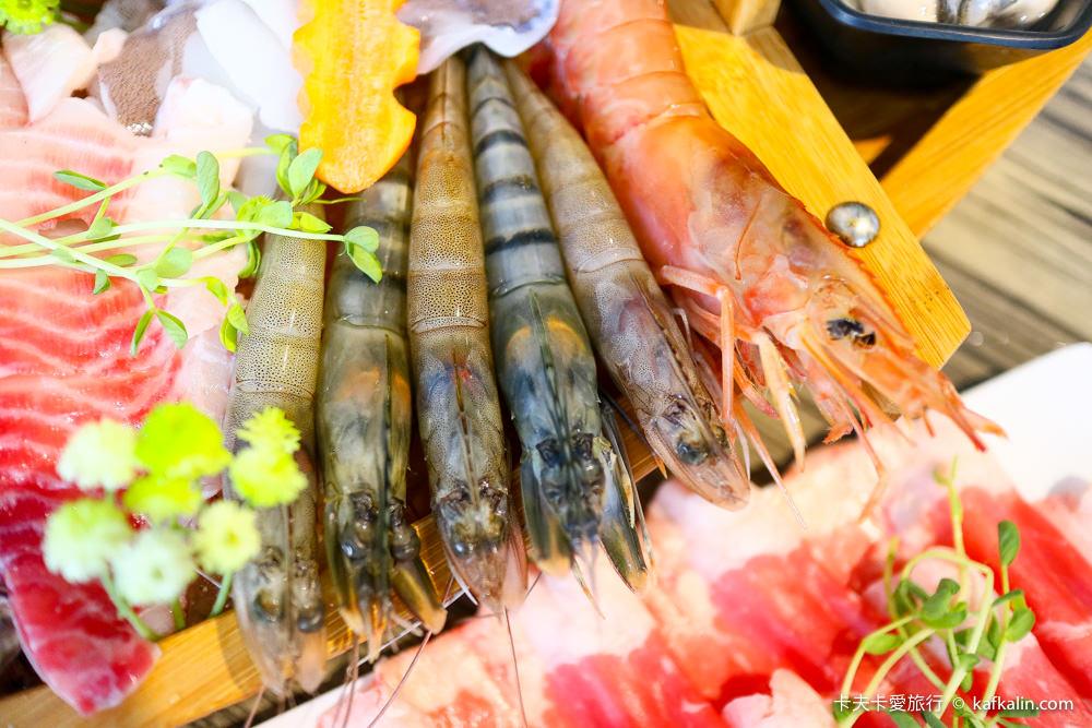【蘇澳火鍋】舞食鍋物|南方澳的海洋直送天使紅蝦生蠔涮涮鍋瓏山林旁