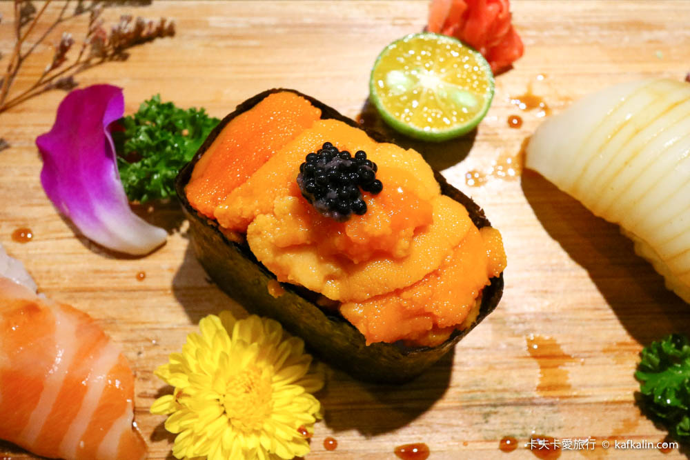 【宜蘭羅東日式】松滿緣手作美食|海鮮無菜單料理令人驚豔的大生蠔及握壽司