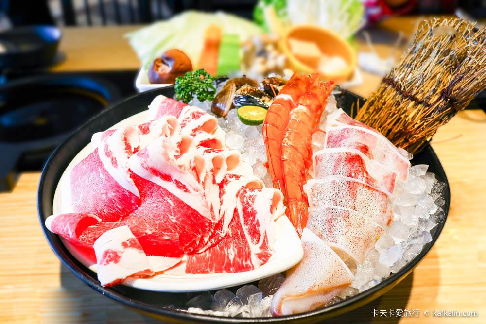【宜蘭礁溪】鬼椒一番鍋|麻辣鍋頂級和牛安格斯牛肉與現撈海鮮