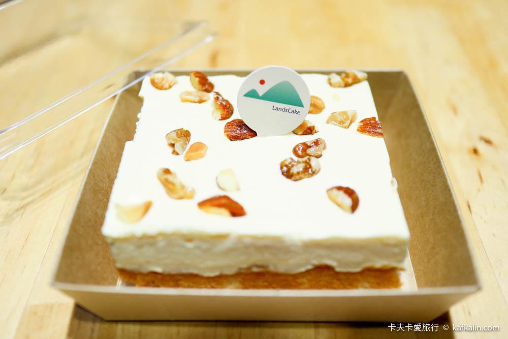 【宜蘭甜點】宜日蛋糕Landscake|來自故鄉食材的金桔檸檬及威士忌蜂蜜蛋糕
