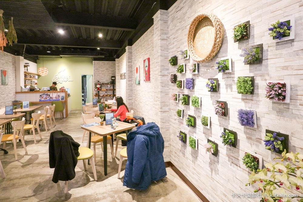 【羅東輕食下午茶】Homing Cafe 必點手工homing漢堡及南洋風味咖哩飯及手做瑪德蓮布朗尼 - kafkalin.com