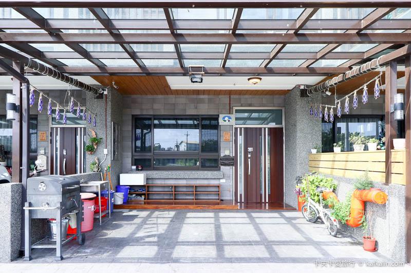 【宜蘭民宿】法藍旅店|親子溜滑梯主題設計房包棟民宿近羅東五結 - kafkalin.com