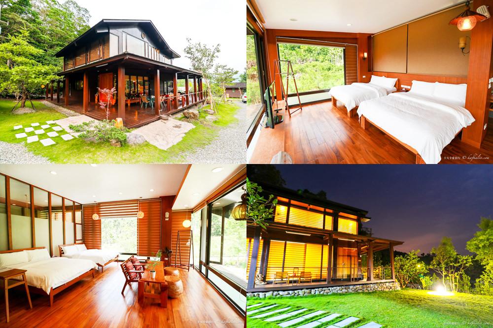 【宜蘭】微丹民宿|太平山下的日式禪風庭園頂級獨棟包棟住宿