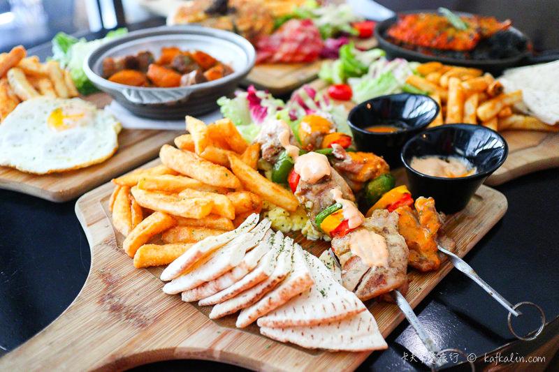 【台北大安】ABV地中海餐酒館|輕食早午餐捷運國父紀念館站精釀啤酒餐廳
