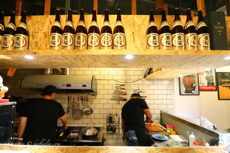 【礁溪宵夜】跨力酒食日式居酒屋|燒烤小酒館也可以來吃晚餐的深夜食堂 - kafkalin.com