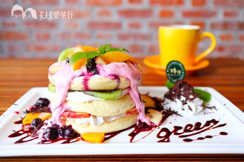【宜蘭義式】格林Green|舒芙蕾鬆餅松露奶油燉飯義大利麵和下午茶約會