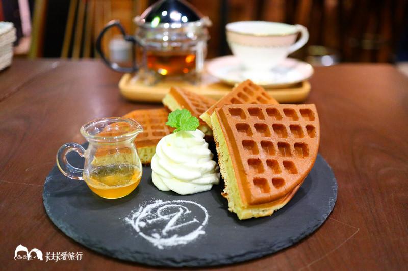 【台北大安】CoffeeNaps蓁澄咖啡手作坊|手作甜點歐式料理咖啡廳近建國花市