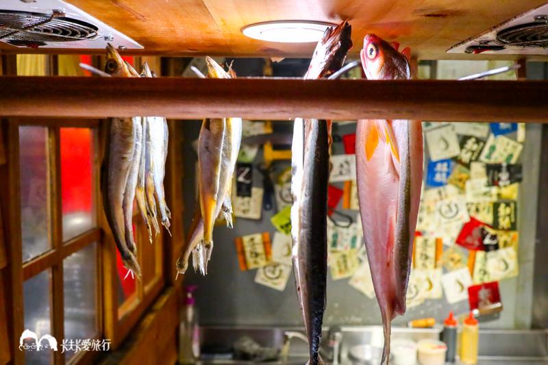 【台北北投】蔦燒日式居酒屋 燒肉串燒烤肉小酌一杯在美麗溫泉鄉 - kafkalin.com