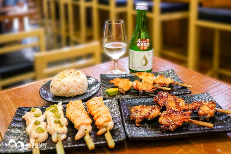 【台北北投】蔦燒日式居酒屋|燒肉串燒烤肉小酌一杯在美麗溫泉鄉