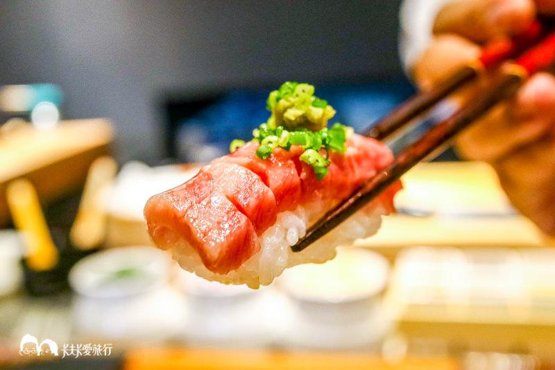 【台北信義】淀殿日式料理|101世貿站的東京築地直送海鮮熟成刺身日本料理推薦