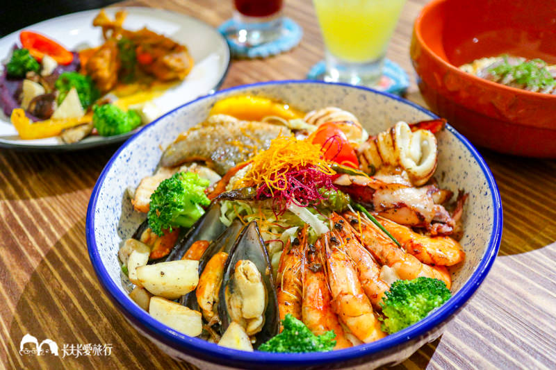【宜蘭美食】神農青舍x餐酒合作社|品嚐蘭陽美味元素義式料理排餐下午茶小酒館