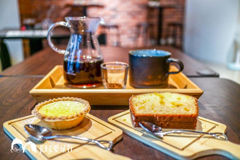 【羅東美食】Pocafes波咖啡|文化工場旁的早午餐下午茶有機食材自家烘焙咖啡 - kafkalin.com