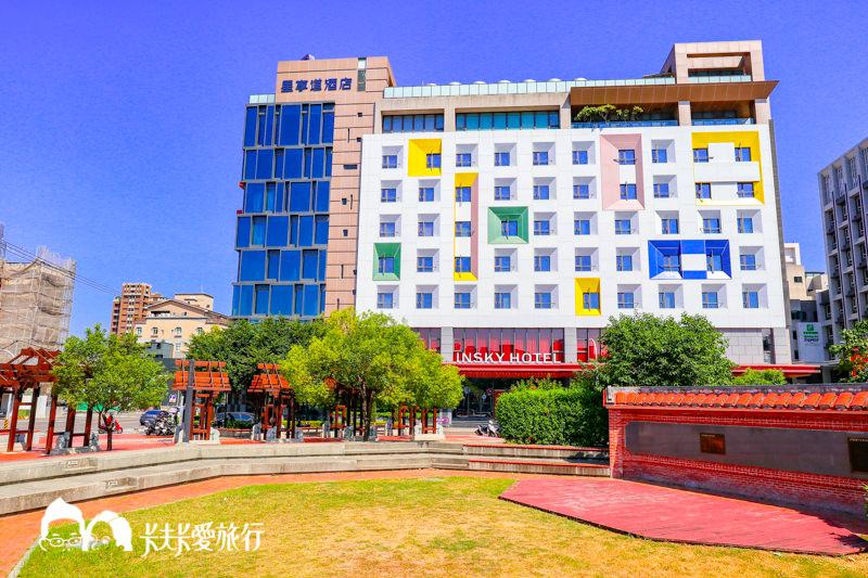 【台中飯店】星享道酒店|逢甲夜市旁的文創風格旅店絕美空中泳池和美味早餐