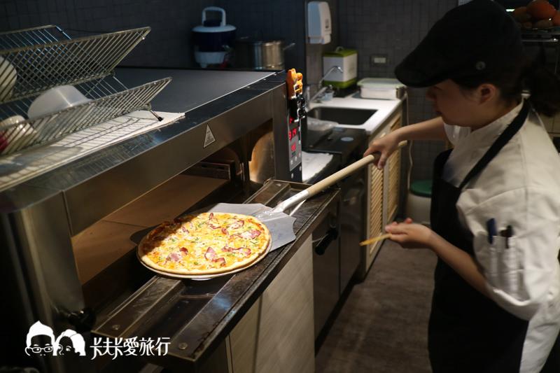【宜蘭義式】波堡披薩Bobo Pizza|親子手作披薩體驗宜蘭人故事館餐廳 - kafkalin.com