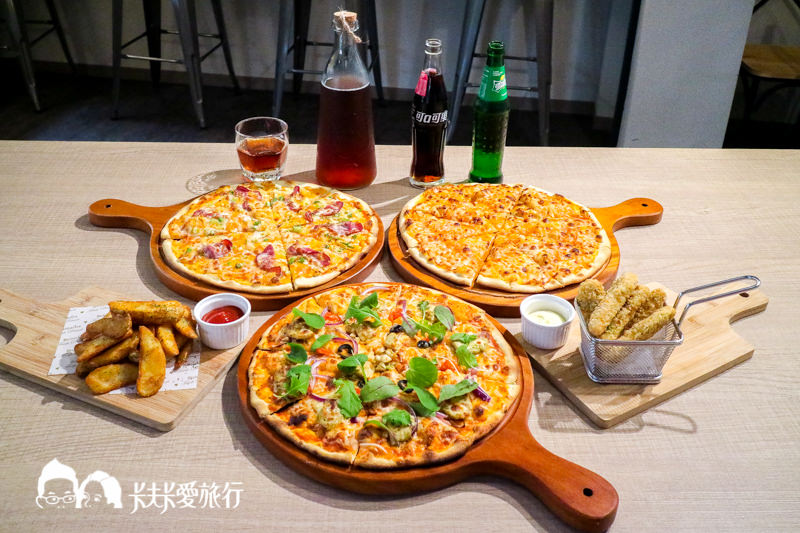 【宜蘭義式】波堡披薩Bobo Pizza|親子手作披薩體驗宜蘭人故事館餐廳