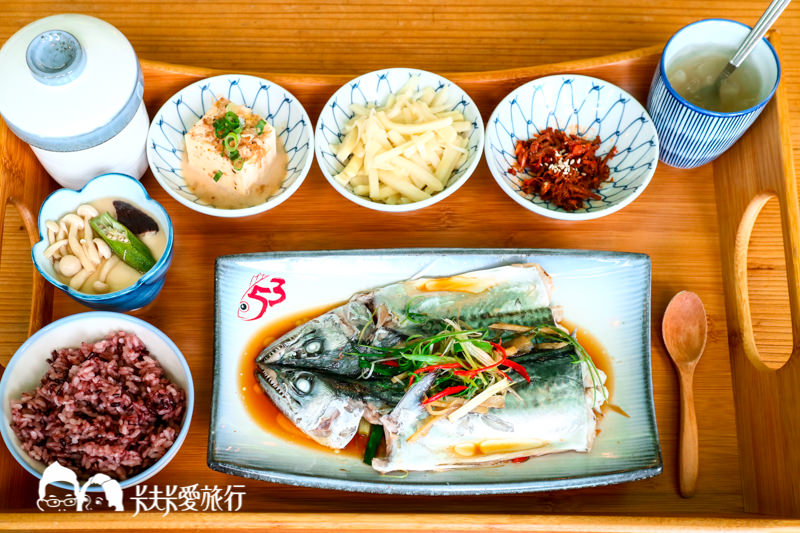 【宜蘭頭城無菜單】伍參港|定食海洋料理大海就是我的餐桌真情非凡民宿 - kafkalin.com