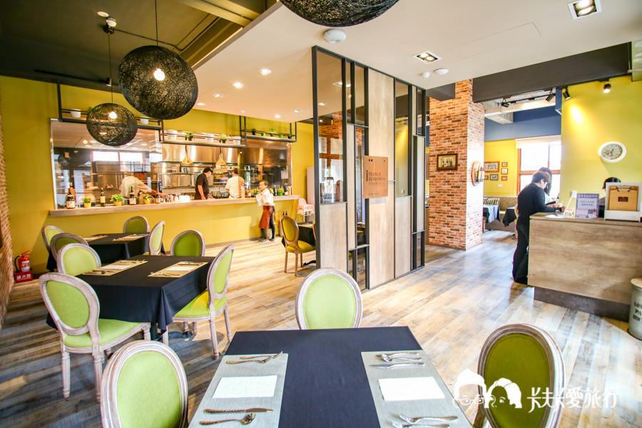 【宜蘭法式】愛法餐廳 主廚演繹宜蘭風格的創新法式料理 - kafkalin.com