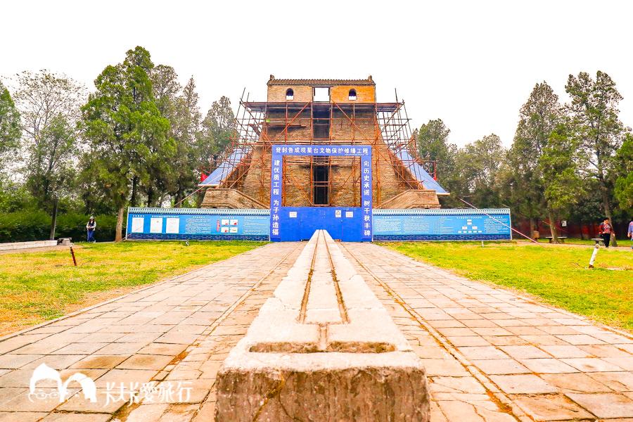 【中國河南】登封觀星台|世界遺產名錄的古代觀星天文台