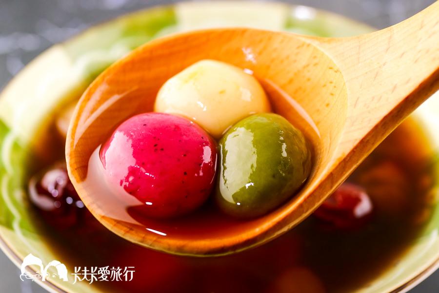 【料理食譜】冬至天然湯圓作法+煮湯圓秘訣|這樣吃最健康這樣煮最Q彈