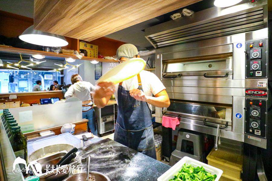 【忠孝復興披薩】DeerPizza 東區巷弄內道地義大利風味東區pizza披薩餐廳推薦 - kafkalin.com