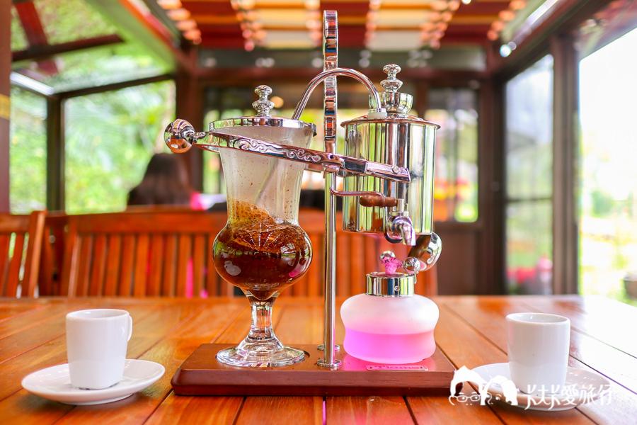 【宜蘭美食】幾度咖啡|寒溪原民風格義法料理及下午茶