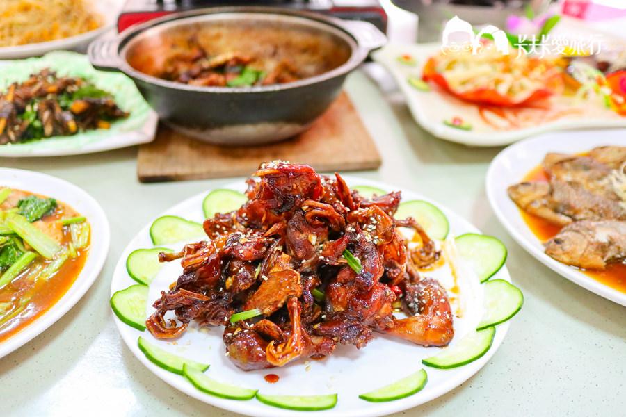 【嘉義鹿草】和樂食堂|膽小者勿入挑戰真正的山珍野味料理突破味蕾極限