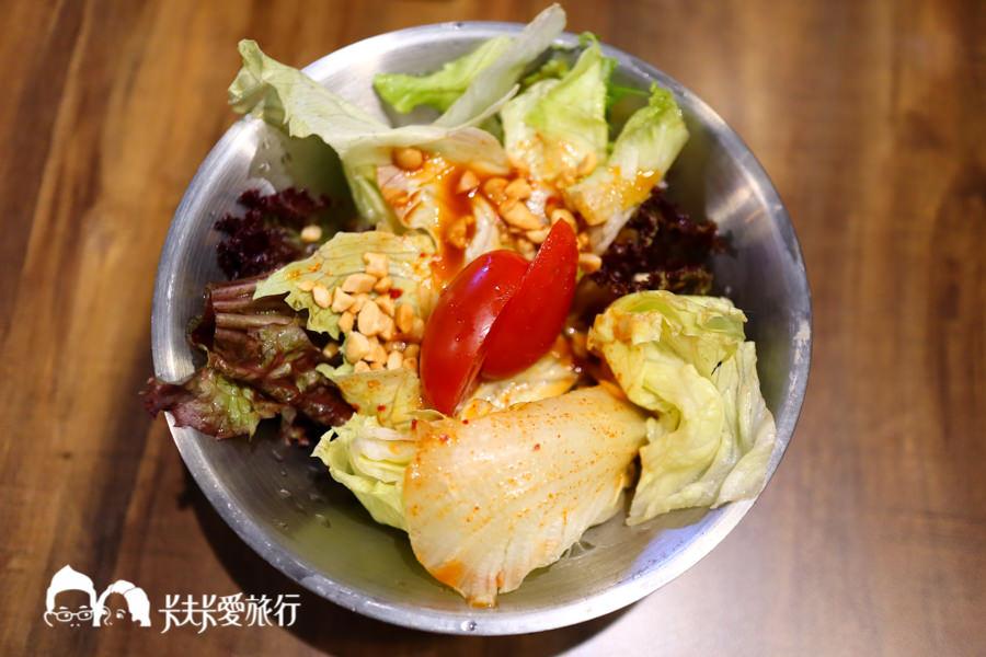 【台北捷運中山站】Ma C So Yo築夢韓食中山店 韓式炸雞韓式料理 - kafkalin.com
