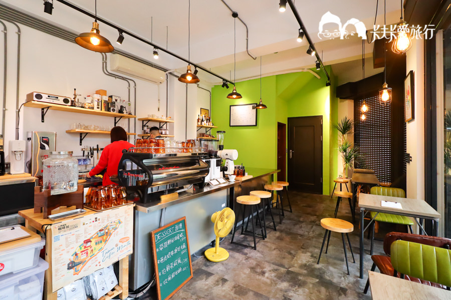 【宜蘭羅東】巷光咖啡 隱藏於市場巷弄內的精品咖啡來份甜點和下午茶