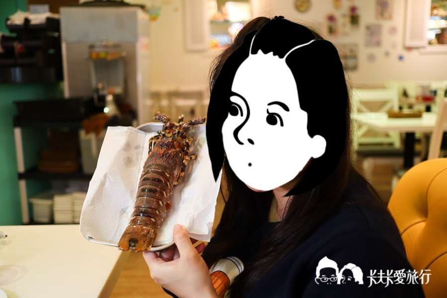【台北西門町下午茶】Oyami cafe|龍蝦義大利麵霸氣登場夢幻甜點下午茶披薩 - kafkalin.com