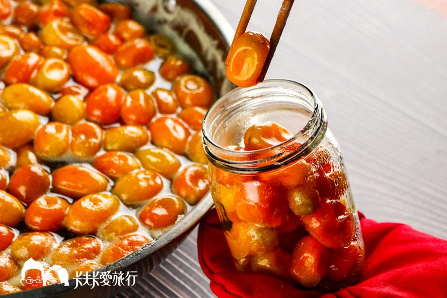 【料理食譜】蜜金棗+金棗茶|簡單3步驟就上手|宜蘭人記憶的酸甜好滋味