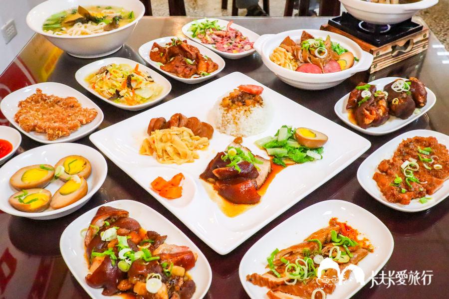 【羅東美食小吃】知足豬腳|米其林主廚最愛的家鄉味秘方老滷滷出美味人氣豬腳