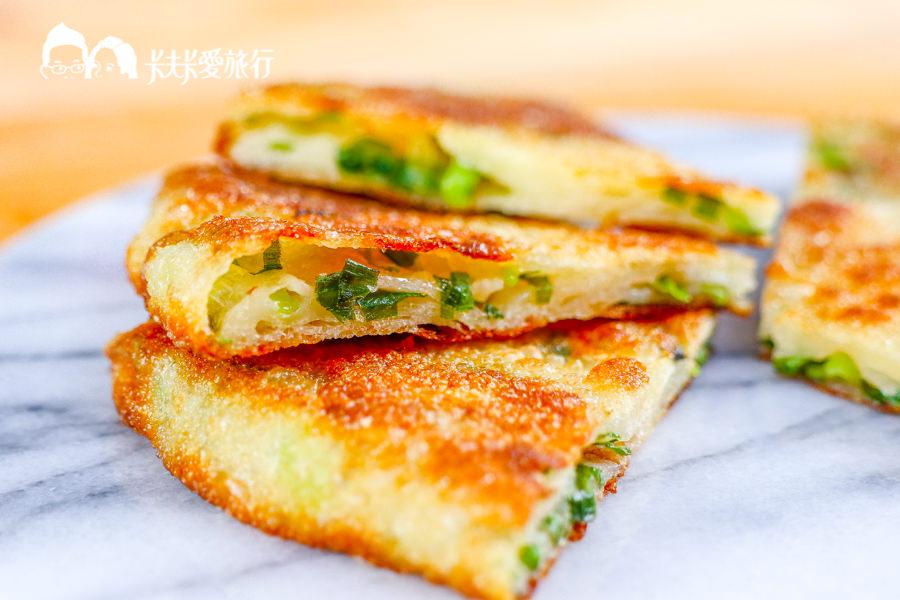 【料理食譜】宜蘭三星蔥油餅|簡單3步驟就上手!DIY做法大公開在家輕鬆做