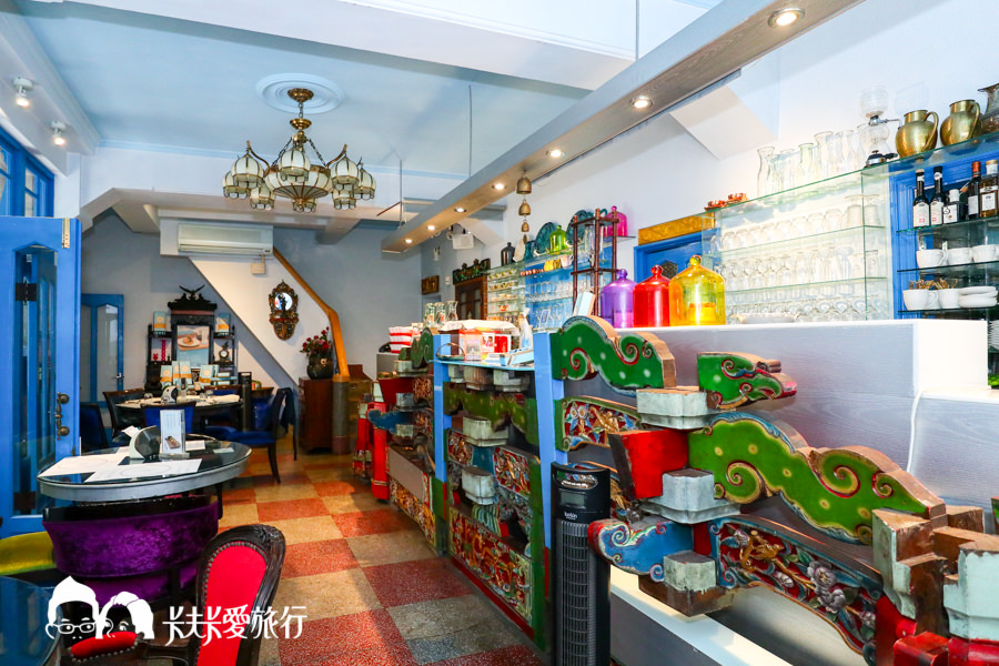 【台南蔬食】赤崁璽樓 和洋式老建築品嚐美味創意料理!無菜單料理台南素食 - kafkalin.com