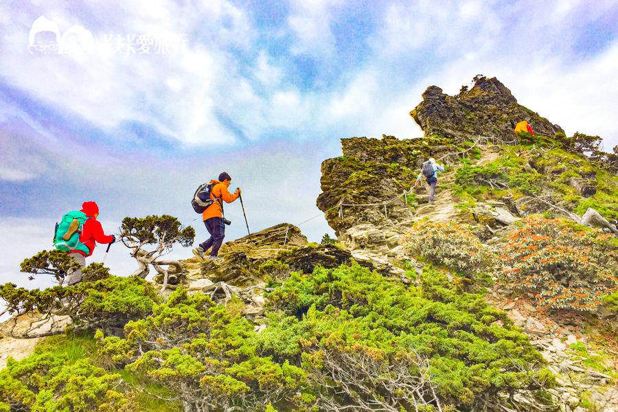 【台灣百岳】南湖大山|王者風範帝王之山!登山路線行程困難度剖析及海拔紀錄