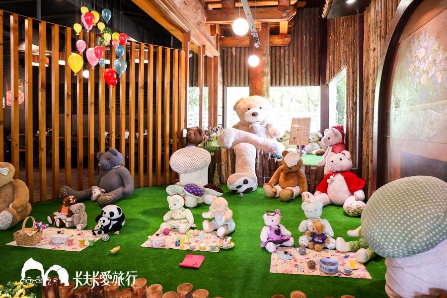 【宜蘭火鍋】熊飽鍋物 大口吃肉多多和牛壽喜燒!泰迪熊主題親子餐廳寵物友善 - kafkalin.com