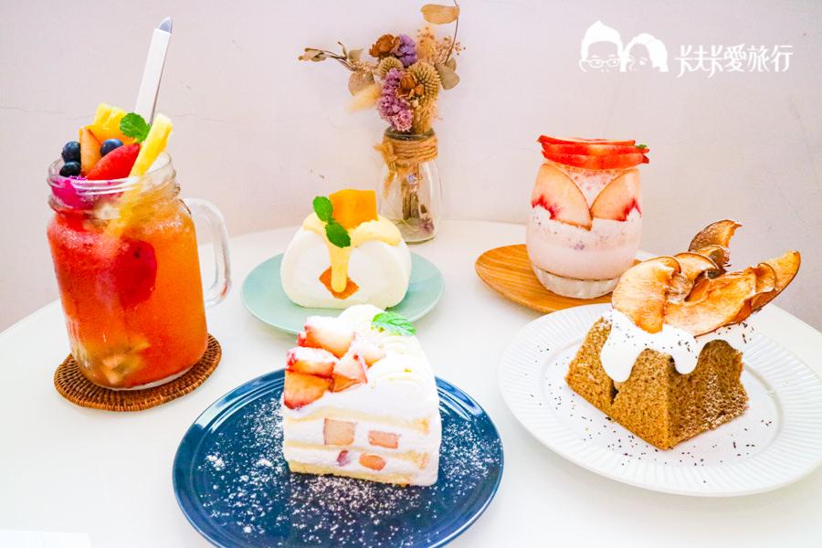 【天母甜點】愜意Pleasant 歐式風格網美甜點店!天玉街下午茶平日不限時咖啡廳店 - kafkalin.com