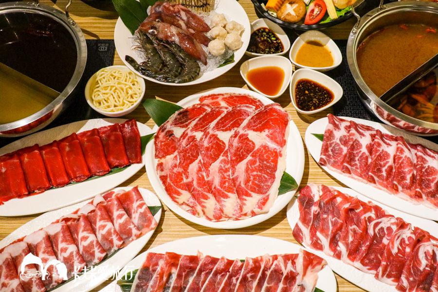 【羅東火鍋】品鍋|頂級日本A5和牛涮麻辣鍋饗宴!推薦葛瑪蘭巧克力豬伊比利豬