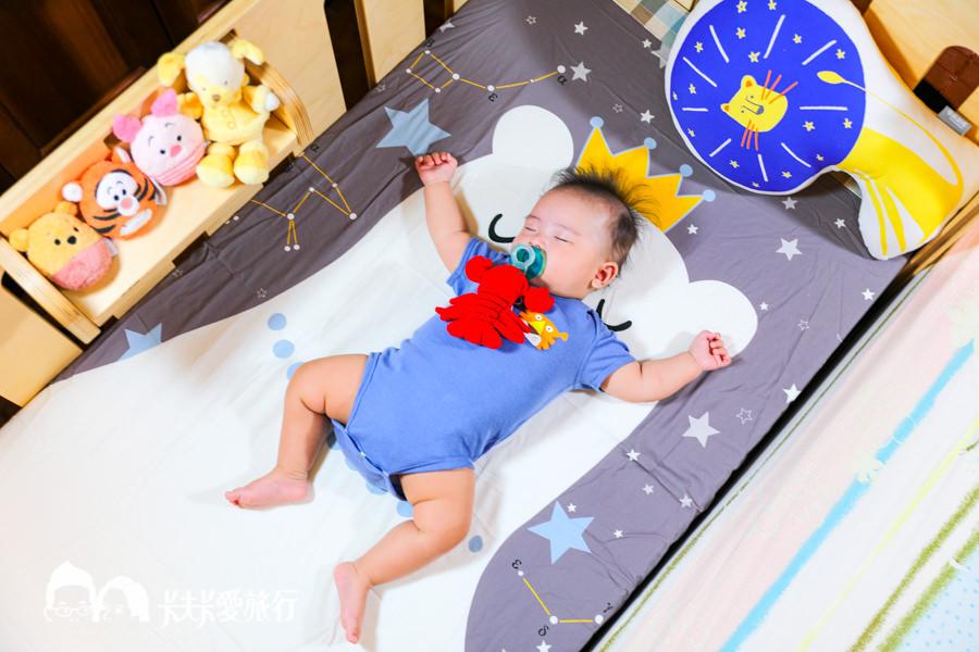 【育兒好物】孩記得嬰兒床|開箱心得優缺點評價!快速變身遊戲床床邊床和書桌