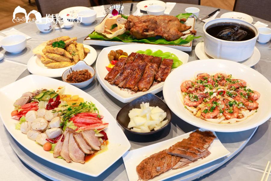 宜蘭傳藝老爺行旅-手路菜中餐廳 傳統美味手藝結合宜蘭特色!合菜桌菜單點菜單
