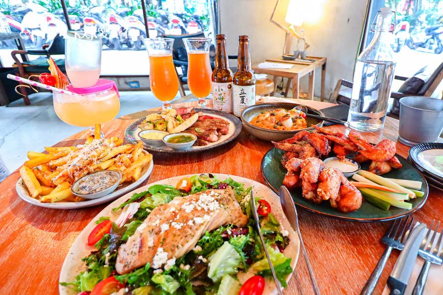 【台北101世貿】Gumgum Beer & Wings雞翅啤酒吧|信義區美食不限時餐酒館