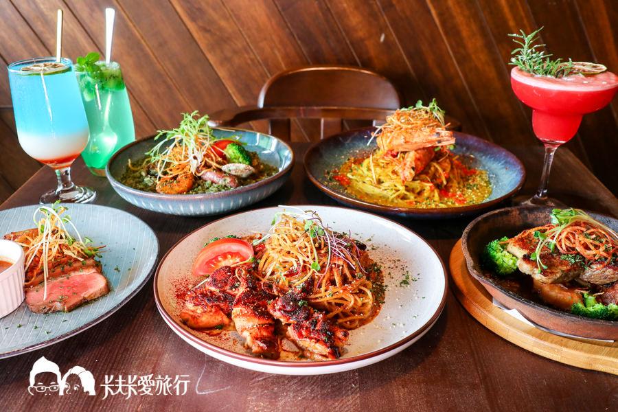 【羅東義大利麵】食柒義式餐桌|必嚐宜蘭風格葛瑪蘭黑豬!油封櫻桃鴨胸和燉飯