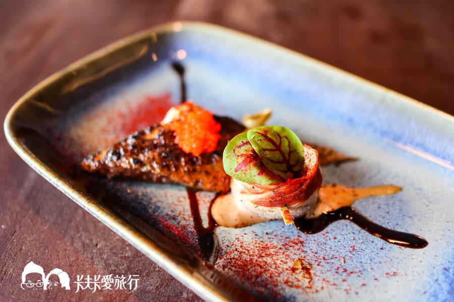 【羅東義大利麵】食柒義式餐桌|必嚐宜蘭風格葛瑪蘭黑豬!油封櫻桃鴨胸和燉飯 - kafkalin.com
