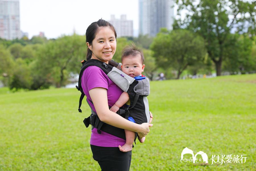 【育兒好物】BECO8天王星背巾-開箱評測與使用心得|揹巾推薦兼具CP值舒適性