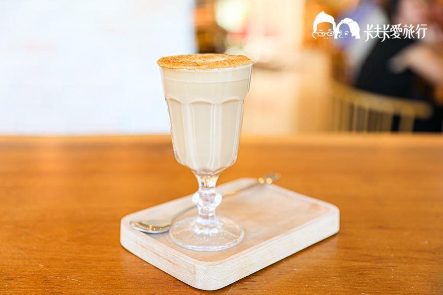 【羅東下午茶甜點】林場咖啡鬆餅|嘴巴裡的一片雲朵!迷人的北海道生乳舒芙蕾 - kafkalin.com