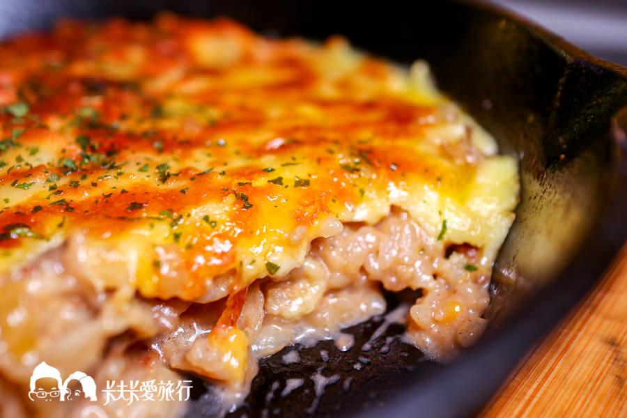 【羅東義式料理】威尼斯義大利麵工坊 推薦盧西亞牛肉焗烤飯沙朗牛排、披薩餃 - kafkalin.com